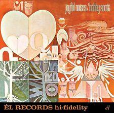 Bobby Scott - Joyful Noises/Larry Elgart - The City (2015)  CD  NEW  SPEEDYPOST