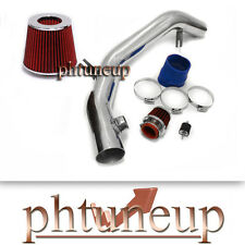 BLUE+RED COLD AIR INTAKE KIT for 1999-2005 VW GOLF GTI GLX 2.8 2.8L VR6 ENGINE