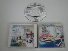 MARILLION/FUGAZI(EMI CDP 7 46027 2) CD ALBUM