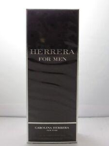 HERRERA FOR MEN by Carolina Herrera Cologne EDT 6.7 / 6.8 oz / 200 ml NEW IN BOX