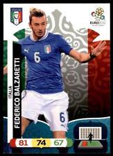 Panini Euro 2012 Adrenalyn XL - Italia Federico Balzaretti (Base card)