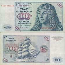 GERMANY 10 Mark marcos 1970 bb (rif. 126)