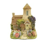 Lilliput Lane - L2495 - Gold Top - Boxed With Deeds