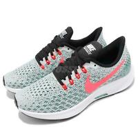 Nike Wmns Air Zoom Pegasus 35 Barely Grey Hot Punch Women Shoes 942855-009