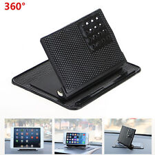 In Car Phone GPS Dashboard Mount Holder SAT Nav Dash Mat For iPhone For Samsung