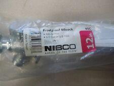 Sillcock 1/2 In. X 12 In. NIBCO 95C