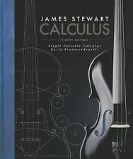 Single Variable Calculus : Early Transcendentals by James Stewart (2015,...
