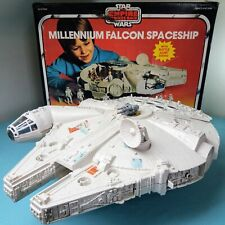 Vintage Kenner STAR WARS MILLENNIUM FALCON 1979 Excellent Condition No Yellowing