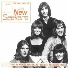 The World of the New Seekers GREATEST HITS (CD, May-1996, Spectrum)