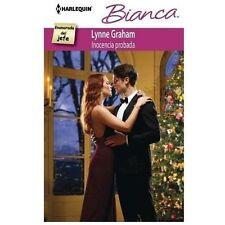 Inocencia Probada: (Proven Innocence) (Harlequin Bianca) (Spanish-ExLibrary