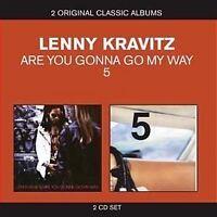 LENNY KRAVITZ Are You Gonna Go My Way/5 2CD BRAND NEW