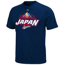 2013 World Baseball Classic Team Japan Clean Up Hitter T Shirt Size Small WBC