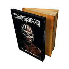 IRON Maiden-The Book of Souls (Ltd. casebound book) 2 CD NUOVO