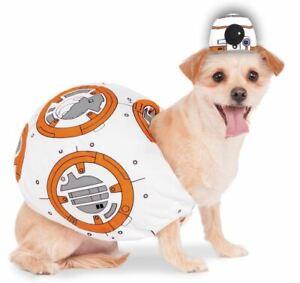 BB-8 Star Wars XS XSmall Dog Costume Rubies Pet Shop