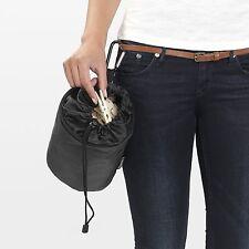 Brabantia CLOTHES Peg Bag Black 2 anni di garanzia effettua il pegging HOLDER RESISTENTE ALL' ACQUA