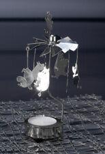 Pluto Produkter Rotierender Teelichthalter Teelicht Mumin Metall