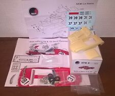 MG Ty.B Hardtop Le Mans '63-'64 #31-37 1/43 Kit montaggio RARE Limited RPM UK