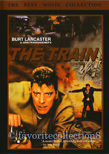 The Train (1964) - Burt Lancaster, Paul Scofield, Jeanne Moreau - DVD NEW
