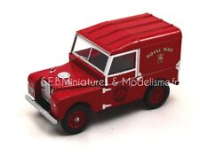 LAND ROVER SERIE 1 ROYAL MAIL 88-INCH BOX WAGON 1/43 OXFORD