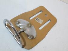 Hammer holder leather backed