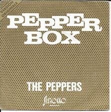 "45 TOURS / 7"" SINGLE--THE PEPPERS--PEPPER BOX / PINCH OF SALT"