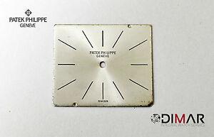 Zifferblatt/Zifferblatt Patek Philippe DIAM.24X20.5mm