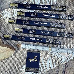 Ispalla Palo Santo Premium Handrolled Incense Sticks x 5 Packs