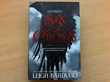 Six of Crows by Leigh Bardugo Book 1 Of Series Grishaverse (Paperback, 2016) GC