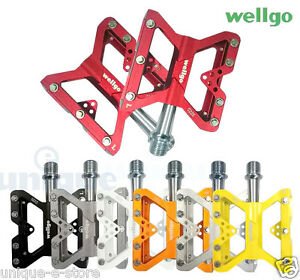 NEW Wellgo C225 boride special bicycle pedal road bike pedals