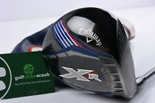 CALLAWAY XR DRIVER / 10.5°/ STIFF FLEX PROJECT X LZ SHAFT / CADXR1425