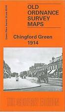 Chingford Green 1914: Essex Sheet 69.09 (Old O.S. Maps of Essex), Tony Clifford,