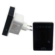 300Mbps Wifi Repeater Drahtlos-N AP Extender 802.11N Booster Signal EUPlug