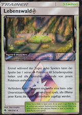 Pokemon 180/214 Lebenswald - Echo des Donners - Deutsch