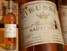 1981er Chateau Rieussec - Sauternes - Top !!!!!!!