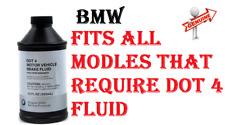 BMW Brake Fluid Fits All the BMW Models QTY 5 GENUINE 81220142156