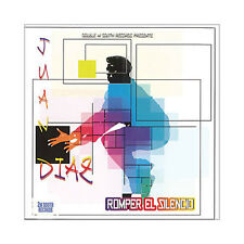 JUAN DIAZ - ROMPER EL SILENCIO - 14 TRACKS - 2008 - NEUF NEW NEU