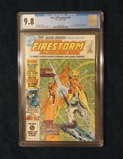 Fury of Firestorm #24 (DC 1984) CGC 9.8 - 1st Blue Devil 🔥🔥🔥