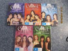 Charmed  - Season 1-5  - DVD