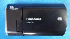 Panasonic SDR-S10 Pocket Video Camera ~ Working