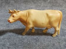 Vintage Celluloid Toy Cow, 4 Inches.