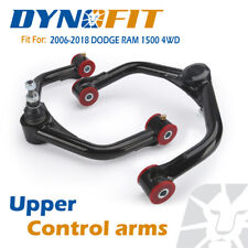 Black Upper Control Arms Fit For 2006-2018 Dodge Ram 1500 4WD 2-4'' Lift 4x4