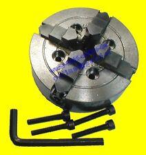 PROXXON 24030 4-Backen-Futter Vierbackenfutter für Drehmaschine PD230/e & PD210