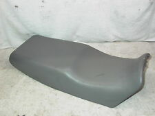BMW K1 Original OEM Gray Cover DUAL BENCH SEAT Saddle K1 Motorsport Grey