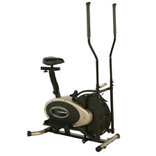 Exerpeutic Gold XL9 Ellipsentrainer Crosstrainer Stepper Heimtrainer in einem