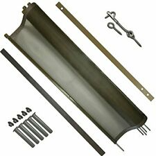 New listing Pool Fence DIY by Life Saver Fencing Section Kit 4 x 12-Feet Brown