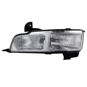 Fog Light fits 2006-2011 Cadillac DTS Passenger Front Driving Lamp Lens Assembly