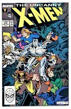 1)UNCANNY X-MEN #235(10/88)WOLVERINE/LONGSHOT/DAZZLER/ROGUE(LEONARDI)CGC IT(9.8)