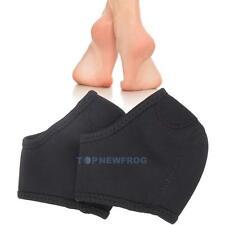 1 Paar Fersenbandage Fersenschutz Fersensporn Einlegesohlen Schmerzlinderung