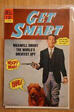Dell Get Smart #1 (Jul,1966) Silver Age Comic Book