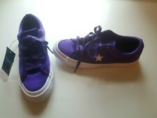 CONVERSE One Star Ox - All Star UK 5 Purple Women Shoes Trainers